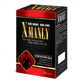X-MANLY - LIÊN HỆ
